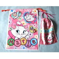Buy cheap Custom Plastic Drawstring Bags from Wholesalers