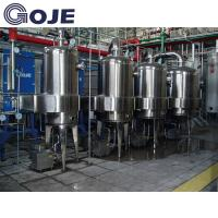 Quality Efficiency Multiple Effect Evaporation For Sugar Food Industry for sale