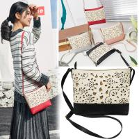 WHOLESALES Girls Purses Hollow Out Design Shoulder Bag Cheap Price From China Supplier OEM Customized Bag Offer