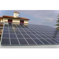 Quality High strength carbon steel roof fixed Solar Panel Mounting System Easy to install for sale