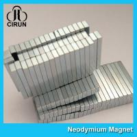 Quality 12000 Gauss Super Strong Neodymium Magnet Bar Shaped Anti - Corrosion for sale