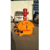 Quality Planetary Cement Mixer Quick Mixing PMC50 Smallest Size 50L Output Capacity for sale