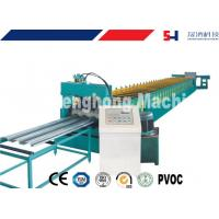 Quality Galvanized Metal floor Deck Roll Forming Machine For Making Floor Sheet for sale