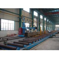Buy cheap Steel Structure Manufacturing Equipment Box Beam Production Line from wholesalers