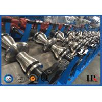 Buy Standard Size Highway Roadside W Beam Guardrail Roll Forming Machine at wholesale prices