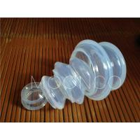 Quality CLEAR ANTI CELLULITE SILICONE VACUUM CHINESE CUPPING BODY MASSAGE RUBBER CUP HEALTH CARE for sale