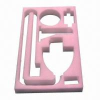 Buy cheap Customized Flocking Die-cut Molded EVA Foam Insert  from wholesalers