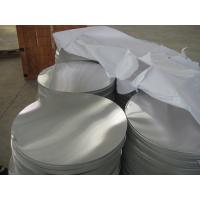 Quality DC material 0.5mm to 3.0mm 1100 1050 H14 Hot Rolled Aluminium Circle with Deep Drawing for sale
