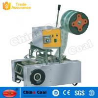 China China Coal Group KL-400 Food Cup Tray Sealing Machine with Cutter on sale
