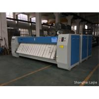 Quality Fully Automatic Laundry Press Ironing Machine , 2 Rollers Flat Ironer Machine for sale