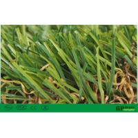 Quality Fire Resistant Garden Artificial Grass 30mm High Density 3 / 8inch for sale