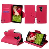China pu leather mobile phone cover case for LG G3 on sale