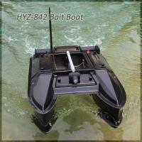 Quality Most Popular RC GPS Tracking Bait Boat For Carp  Fishing for sale