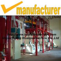 Quality maize flour milling machinery,wheat plant for sale