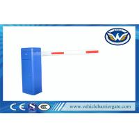 Straight Boom Vehicle Barrier Gate Automatic Traffic Barrier With Single Bar