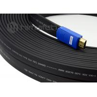 Quality High Speed Industrial HDMI Cable A To A HD Full High Definition 1080P For LCD Display for sale