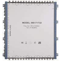 China OEM factory price 17 input 32 output satellite multiswitch for SMATV system/17*4/6/8/12/16/20/24/28/32 for sale