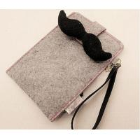 Promotional high quality Felt Cell Phone Pouch,Cheap Felt Phone Case