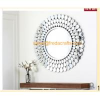Quality Factory Derect Price Venetian Mirror Mordern Design Round Shape For Bathroom Decoration for sale