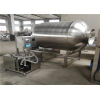 Quality Rolling Meat Tumbler Machine , 25 - 1000 Kg / Every Time Tumbler Marinating Machine for sale