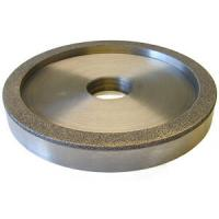 Quality Automotive 200mm Industrial Diamond Grinding Wheels Adapt To Various Spindle Speeds for sale