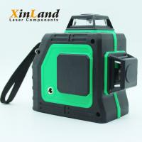 Buy cheap Stunning multi line cross construction land laser level from wholesalers