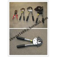 Quality low price standard cable cutter,Ratcheting hand Cable cutter for sale