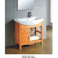 Customized dimenstions bathroom furniture vanities for Bathroom furniture quality