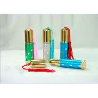 Quality Cutom Aluminum Fragrance Sprayer Pump / Perfume Bottle Atomizer For Cosmetic, Medical for sale