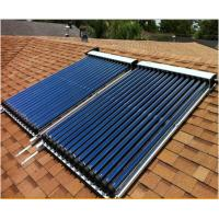 Quality solar collector for solar hot water heating for sale