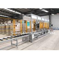 Quality Semi Automatic Bus Bar Assembly Machine Busduct Production Line 3P3W 3P4W 3P5W for sale