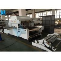 China Non Woven Automatic Stamping Machine / Digital Foil Stamping Machine on sale
