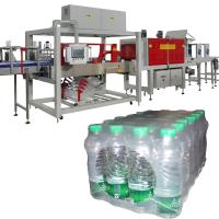 China Automatic Shrink Packing Machine for Bottle Water/mineral water/beverage with CE Certification LC-MBS 35 on sale