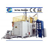 Quality High Efficiency CNC Shot Peening Machine Cyclone / Vibration Screen Separation System for sale