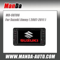 Quality hd touch screen dvd car audio for Suzuki Jimny ( 2007-2011) in-dash gps car multimedia system auto stereos for sale