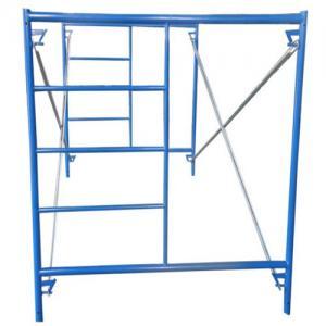 Quality Free Sample Safe Srame Scaffolding / frame Scaffolding System / Scaffolding Frame for sale