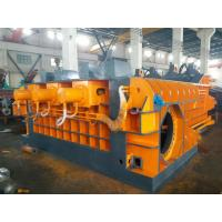 Buy Motor Powerd Scrap Baler Machine , Scrap Baling Machine High Density Double at wholesale prices