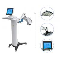 Quality 3 Colors Pdt Led Light Ultrasonic Facial Machine Skin Tightening Machine for sale