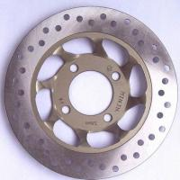 Quality Motorcycle Front Brake Disc Rotor WAVE125 INNOVA125 for sale