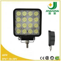 China 48W high power auto led work lights for truck, 4X4 Offroad , tractor on sale