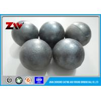 Quality Casting Steel Grinding Balls For Ball Mill for sale