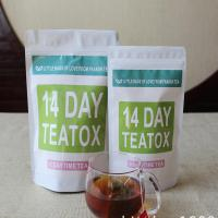 Quality Wholesale Herbal 14 day Teatox Organic Slim Fit Private Label Tea OEM Slimming Dropshipping 28 Days Detox Tea for Weight for sale