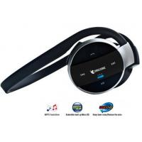 China AVRCP 4.0 Around The Neck Outdoor Bluetooth Headset Sport Wireless Stereo Headphone on sale