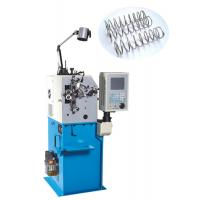 Quality Coil Winding Machine 15% Faster , Automatic Spring Making Machine For Battery Springs for sale