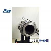 Customized Tools Electric Pipe Cutting And Beveling Machine No Heat Affected Zones