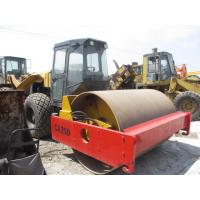 Quality dealer CA250 CA250D Dynapac padfoot sheepfoot road roller for sale