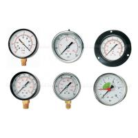 Quality -76cmHG - 1500Psi Pneumatic Air Pressure Gauge,Pressure Manometer 40mm-150mm Dial Size for sale