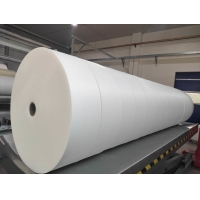 Quality Dry Wipes 100% Viscose Spunlace Nonwoven Fabric For Both Dry And Wet Use for sale