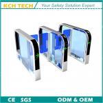 Quality Half Height Turnstile Entrance Control Solution  Pedestrian Turnstile Speed Gate for sale