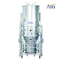 Quality FBD5-500 Fluid-bed Dryer Batch Process Pharmaceutical Granulation Equipment With Drying Function for sale